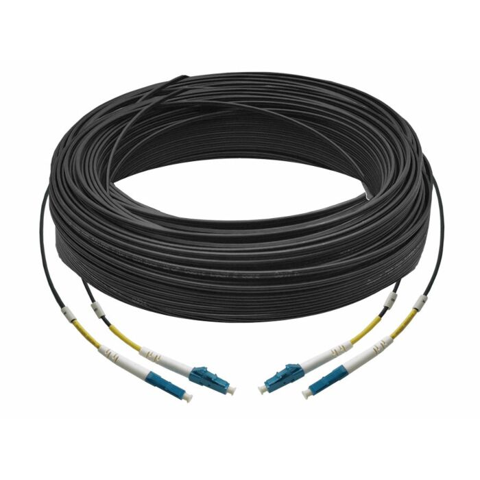 Fibre Outdoor Uplink Cable 60M LC-LC UPC 2Core