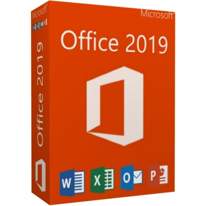 Microsoft Office 2019 Home and Business Edition - Includes Word/Excel/PowerPoint/OneNote/Outlook