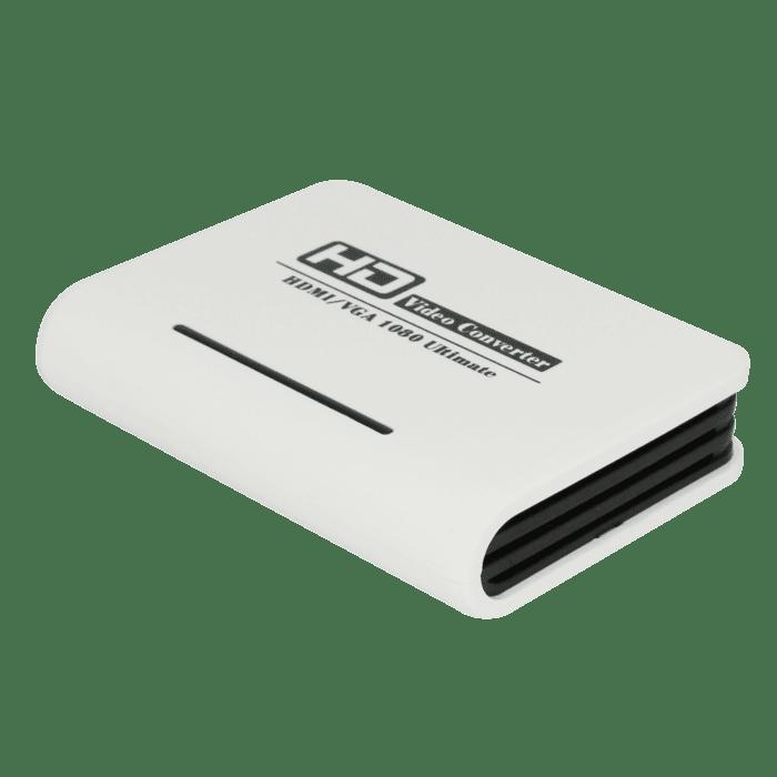 HDCVT HDMI to VGA+Audio Converter