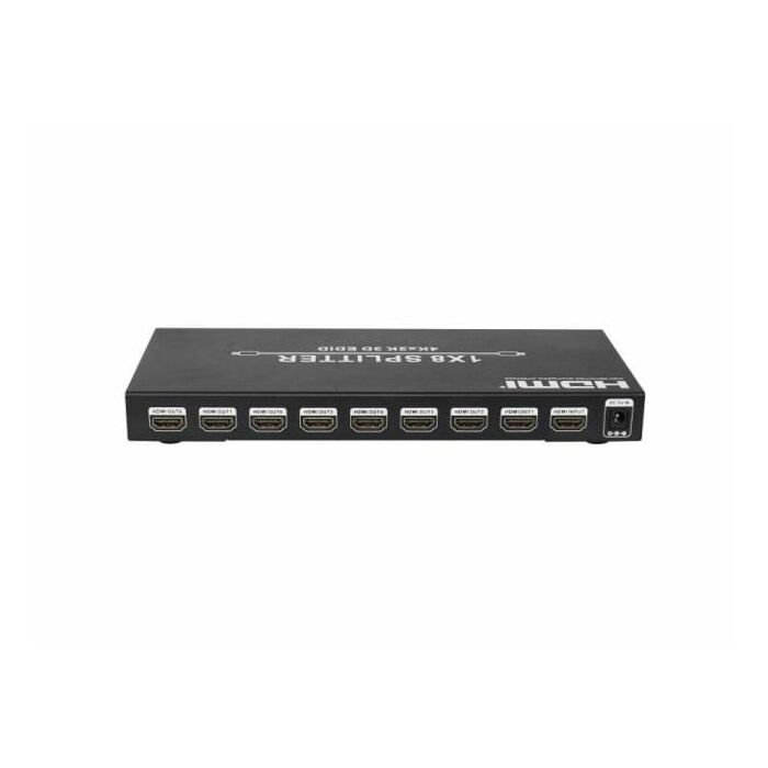 HDCVT 1-8 HDMI 4k Splitter with EDID