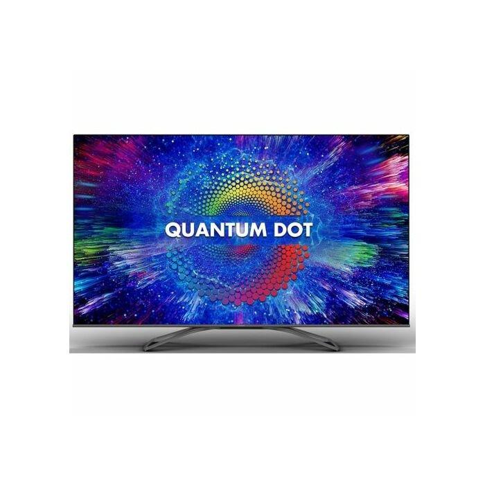 HISENSE 55 inch Premium ULED TV Quantum Dot Dolby Vision Atmos Bluetooth 4K VidaaU 3.0 Smart DVBT2