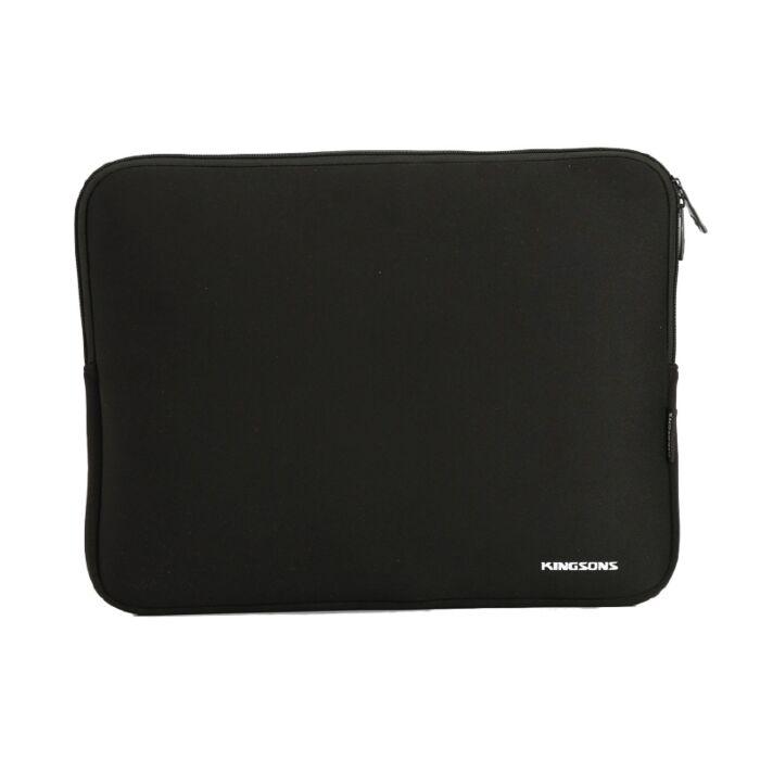 Kingsons Everyday series 15.6 inch Black laptop sleeve