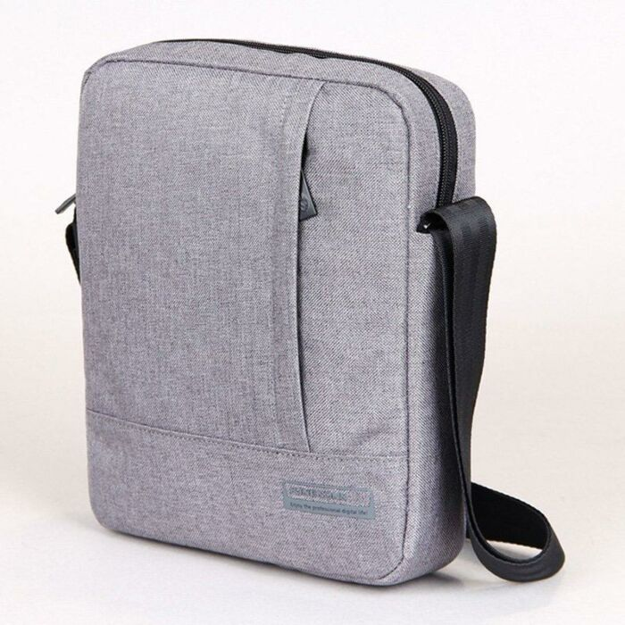Kingsons Grey tablet bag Urban series