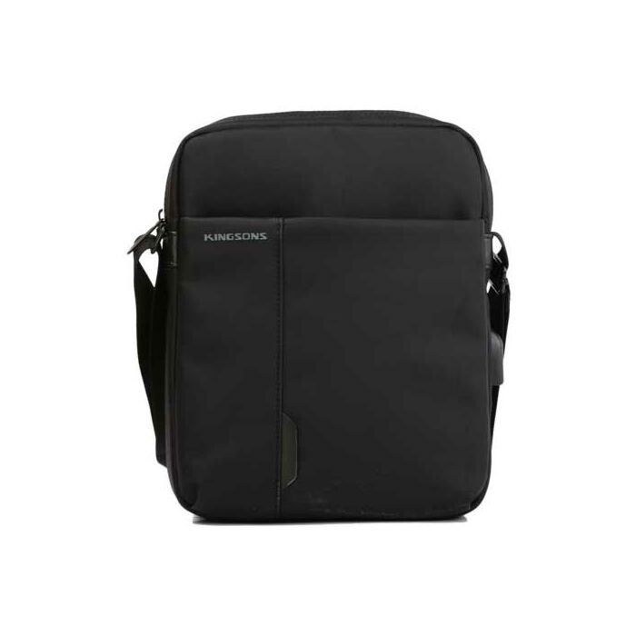Kingsons  10.1 inch Charged series Tablet Bag Black- Incl USB Port