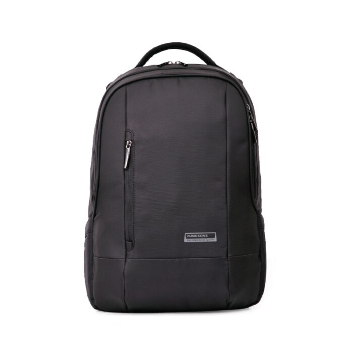Kingsons 15.4 inch laptop backpack - Elite black series