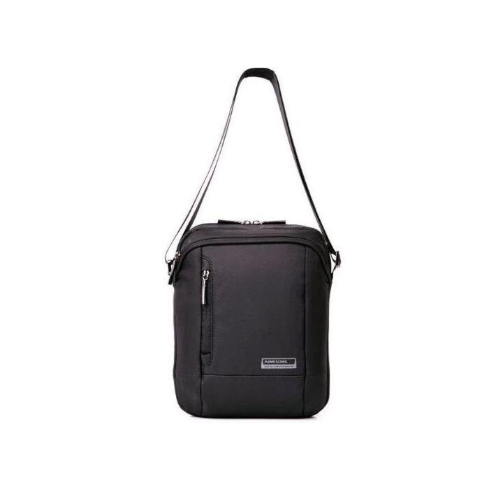 Kingsons 10.1 inch Black Shoulder Tablet Bag Elite Black Series