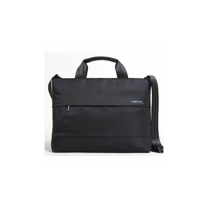 Kingsons 15.4 inch Ladies Bag Charlotte Series Black