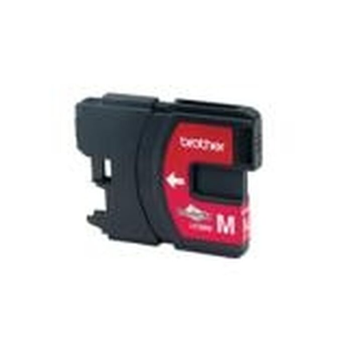 Brother Magenta Ink Cartridge - Dcp145 / Dcp165C / Dcp-195C / Mfc255Cw / Mfc250C / Dcp375Cw