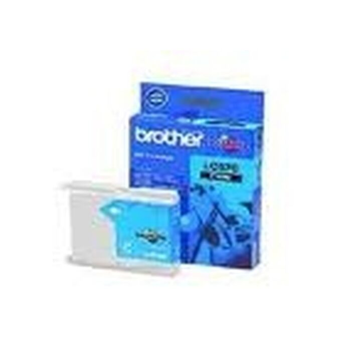 Brother Cyan Ink Cartridge - Mfc240C / Dcp130C - (Replaced Lc1000C)