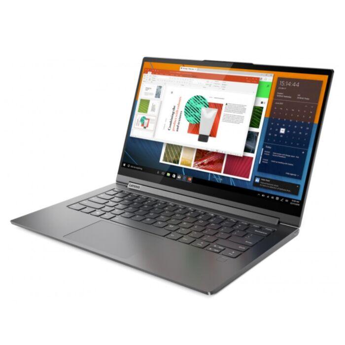 Lenovo - Ideapad Yoga C940-14IIL i7-1065G7 16GB RAM 1TB SSD M.2 NVMe Win 10 14 inch Notebook - Iron Grey