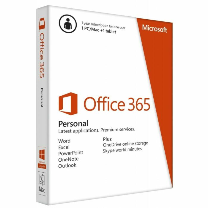 Microsoft Office 365 Personal 1 Year Key
