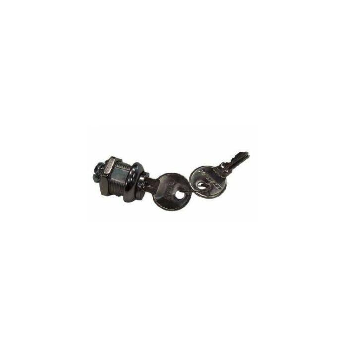 Maken Cash Drawer Spare Lock Set with 2 Keys for MK-425