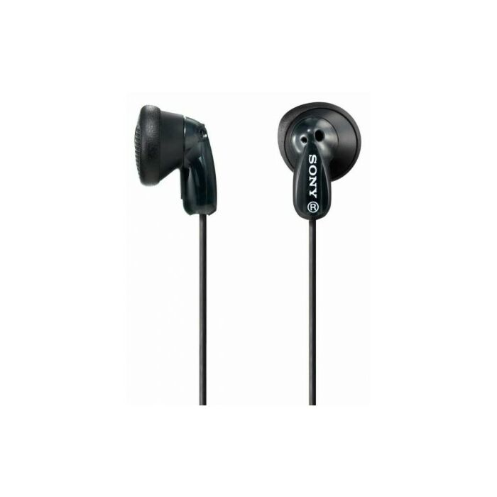Sony E9LP Stereo Earbuds Black