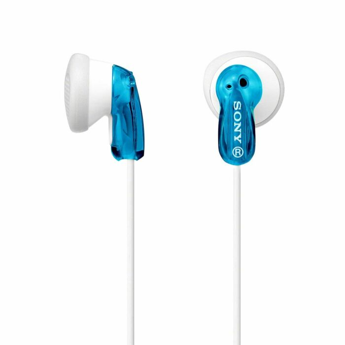 Sony E9LP Stereo Earbuds Blue