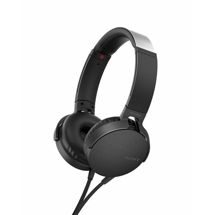 Sony XB550AP Extra Bass On-Ear Headphone Black