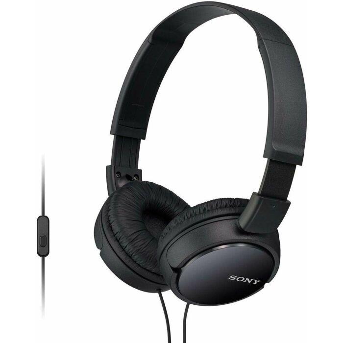 Sony ZX110 Foldable Headphones Black