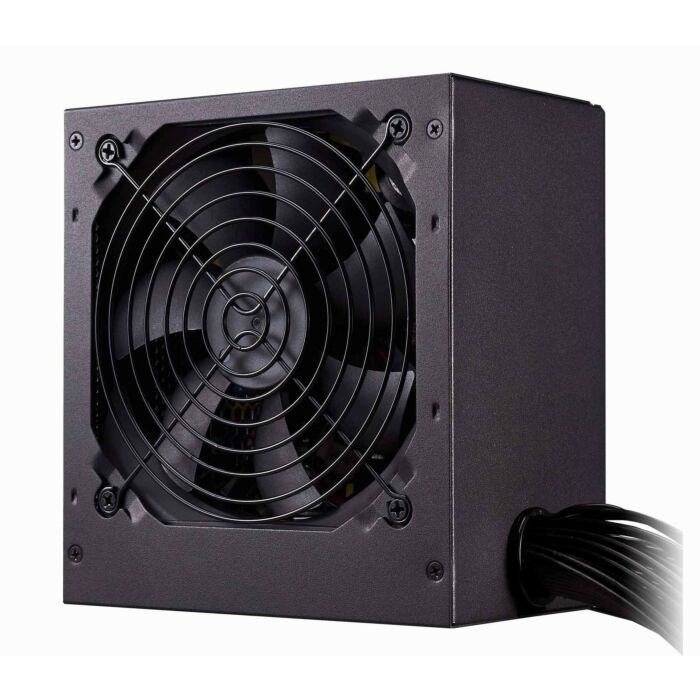 Cooler Master MWE 550W ATX PSU 80+ White Rated Flat Black Cables Non Modular