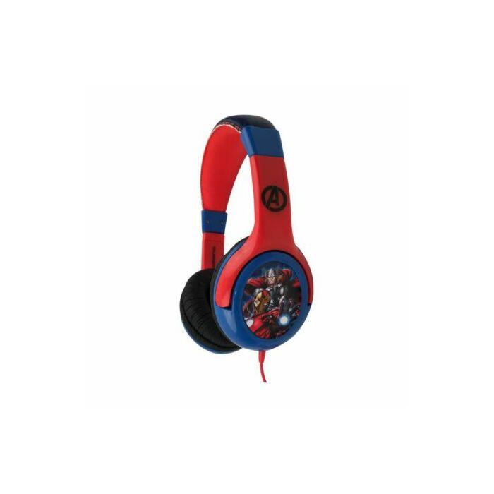 Marvel VK Kiddies Headphones Avengers Edition