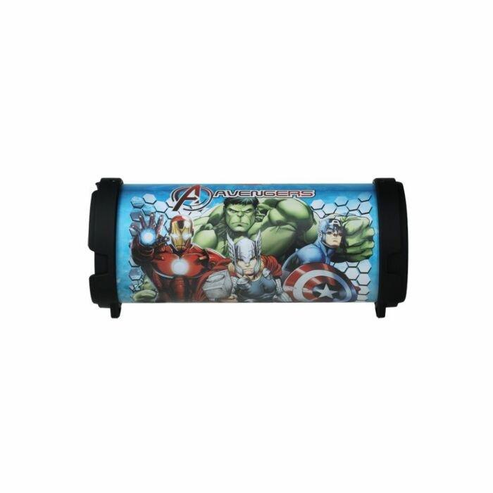 Marvel Mini Tube Bluetooth Speaker - Avengers-Boys