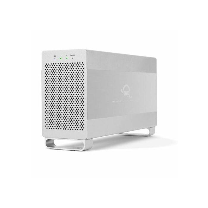 OWC 2 Bay Mercury Elite Pro USB3.1|ESATA RAID 0TB