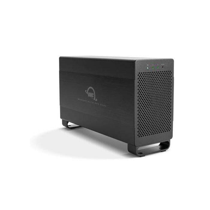 OWC 2 Bay Mercury Elite Pro Thunderbolt2|USB3.1 RAID 0TB