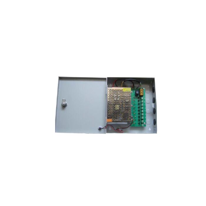 PD Power 9 Channels Power Supply 12V 8 3A PTC