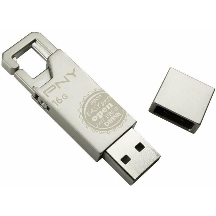PNY Opener 16GB USB Flashdrive - Bottle opener