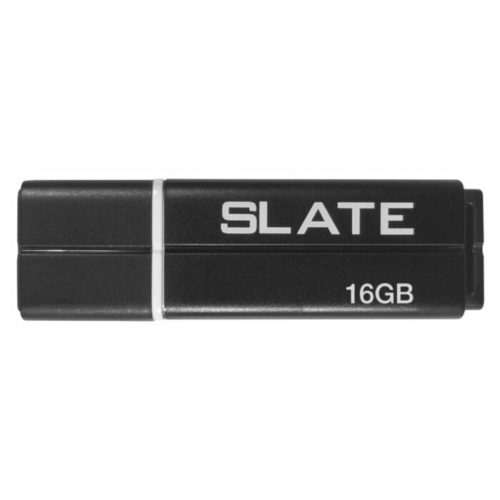 Patriot Slate 16GB USB3.1 Flash Drive Black
