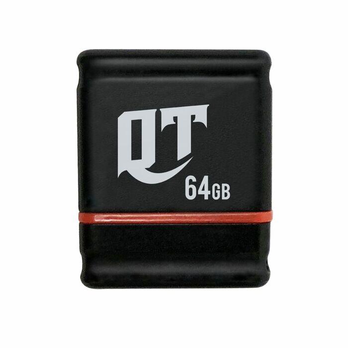 Patriot QT 64GB USB3.1 Flash Drive Black
