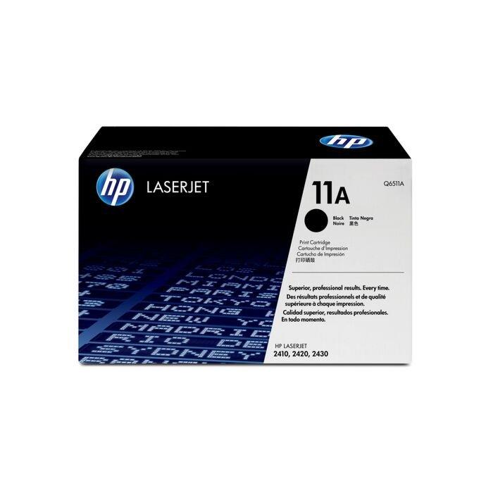 HP 11A Laserjet 2400 Series Black Print Cartridge