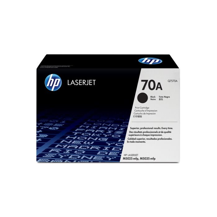 HP 70A Laserjet M5025/M5035 Mfp Black Print Cartridge