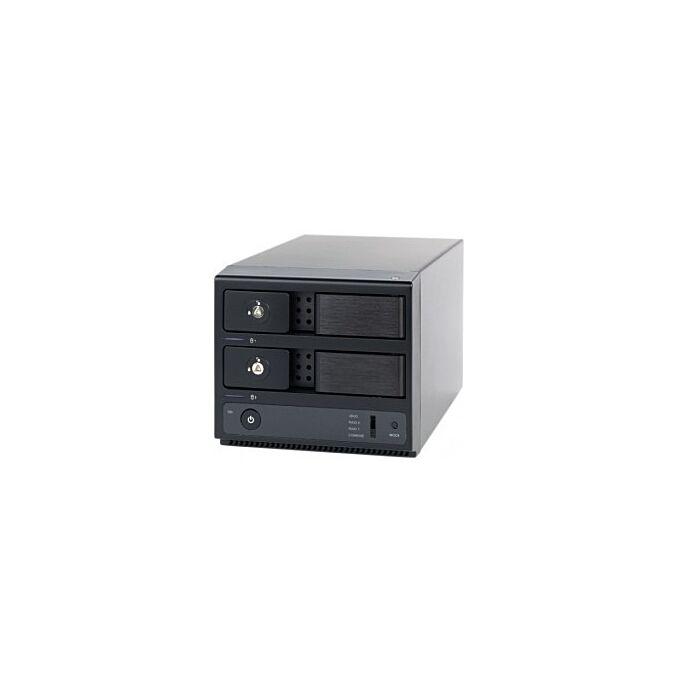 RCT 2-BAY RAID External HDD Enclosure - RAID - SATA3 TO USB3.0