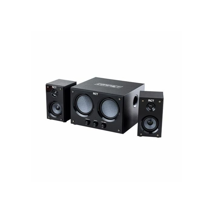 RCT SP3300 Stereo USB Speaker (20W)(2.2 Channel)