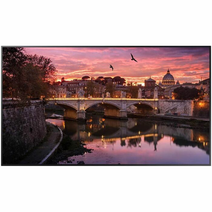 Samsung QB65R 65-inch 4K UHD SMART Signage LED Display