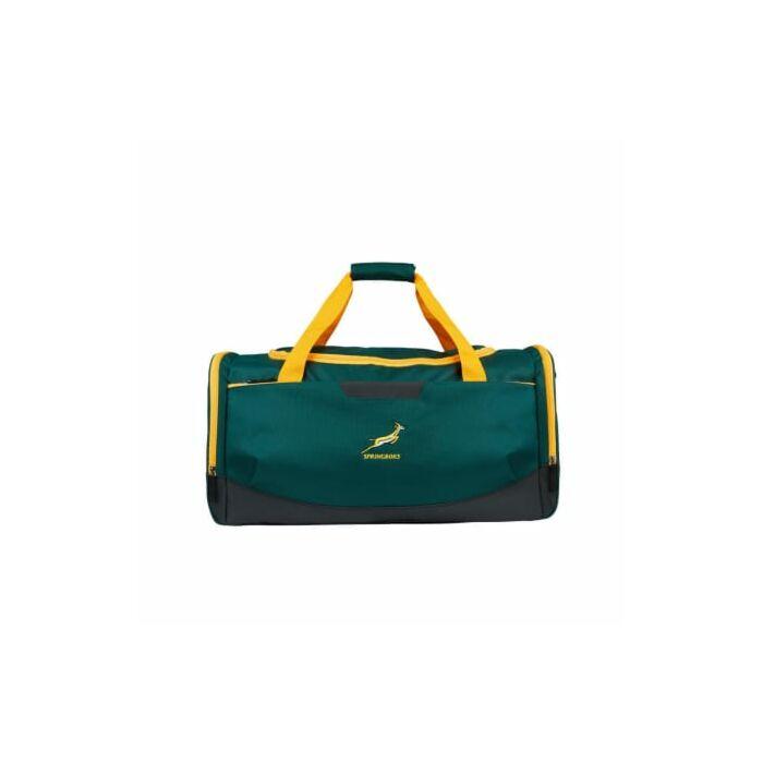Springbok Winger 43L Duffel Bag Green Gold and Black
