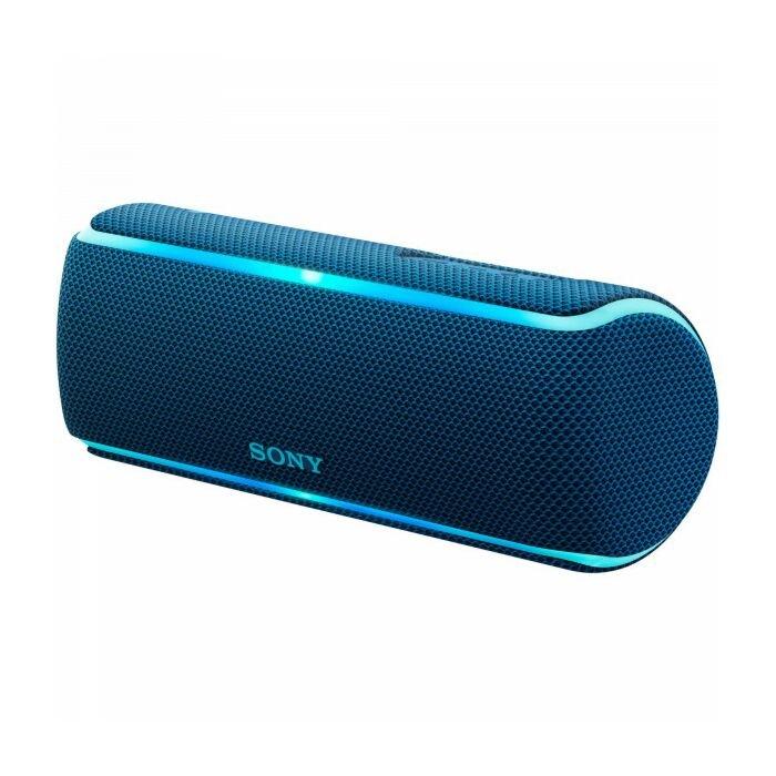 Sony XB21 Portable Wireless Bluetooth Speaker Blue