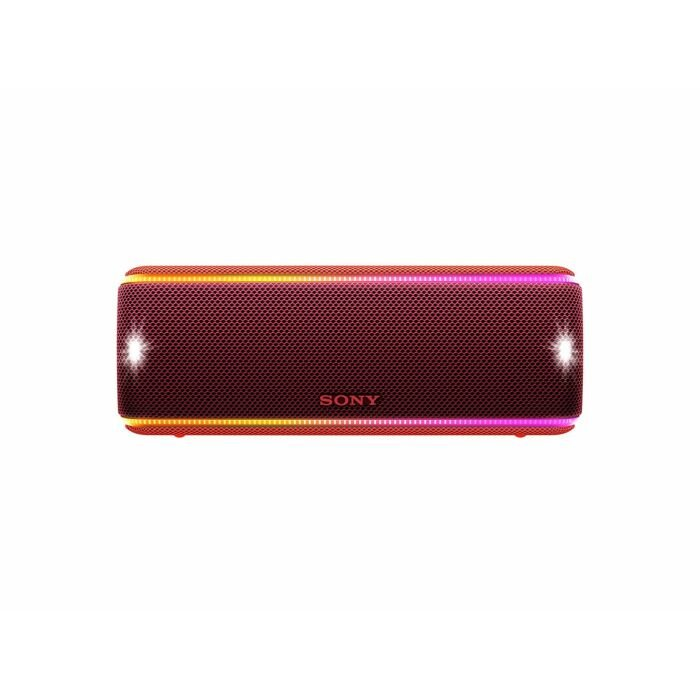 Sony XB31 Portable Wireless Bluetooth Speaker Red