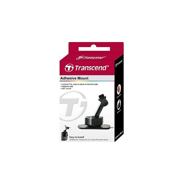 Transcend DrivePro Adhesive Mount - Black