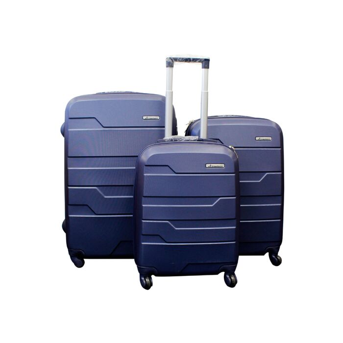Travelwize Nimbus series 3 piece hard shell Luggage case