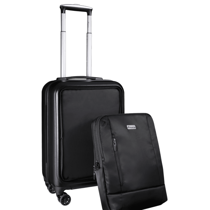 Travelwize Mark Detachable PC Upright Trolley 20 inch Black