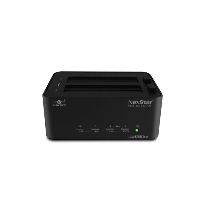 Vantec DP100S3 Nexstar HDD duplicator - Black