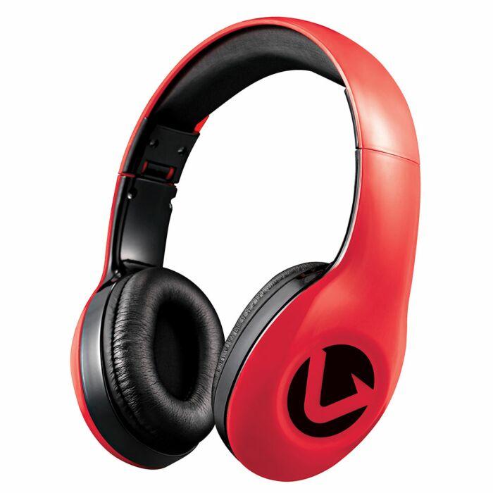 Volkano Boom Series Headphones Red