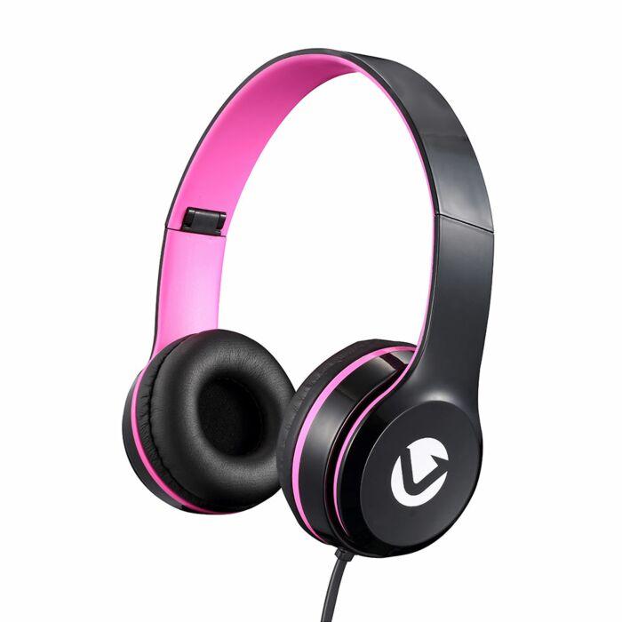 Volkano Nova Series Headphones - Pink