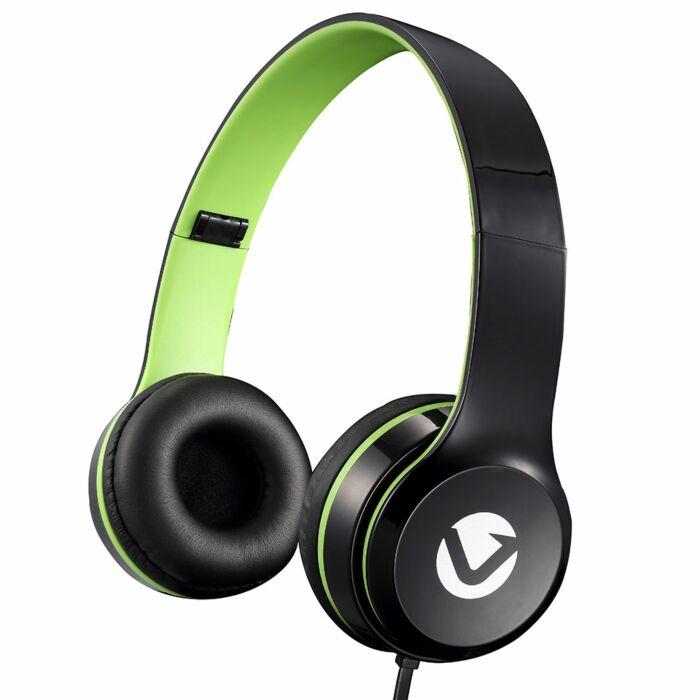 Volkano Nova Series Headphones - Green