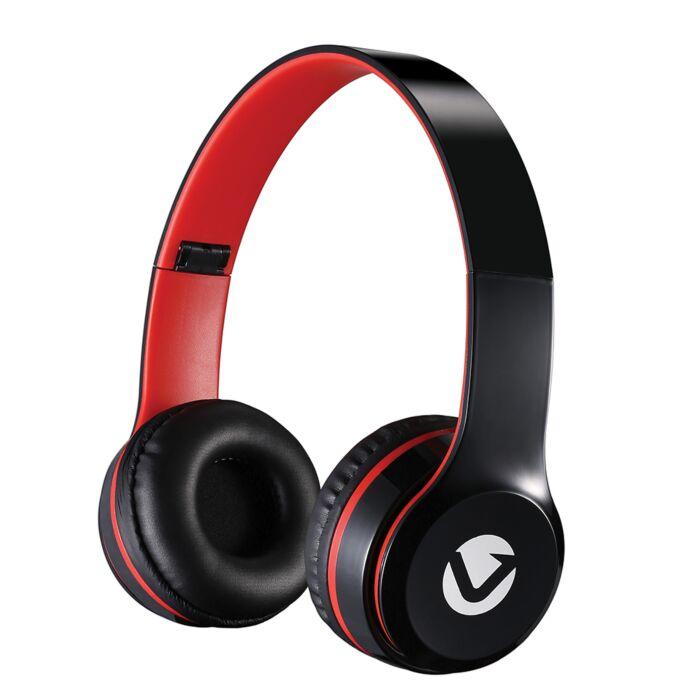Volkano Nova Series Headphone - Red