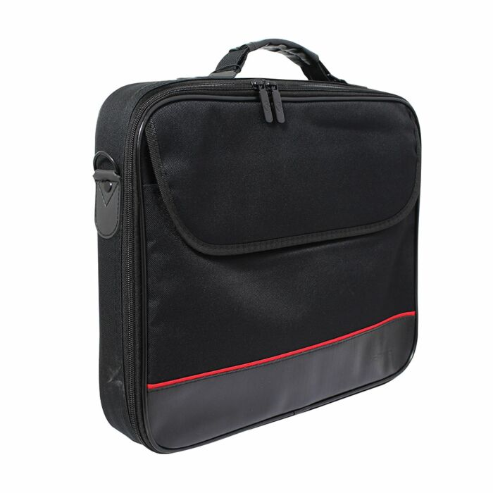 Volkano Industrial 14.1 inch Shoulder bag  Black