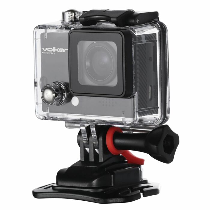 Volkano X Adrenalin Series Action Camera with full Accessory Kit