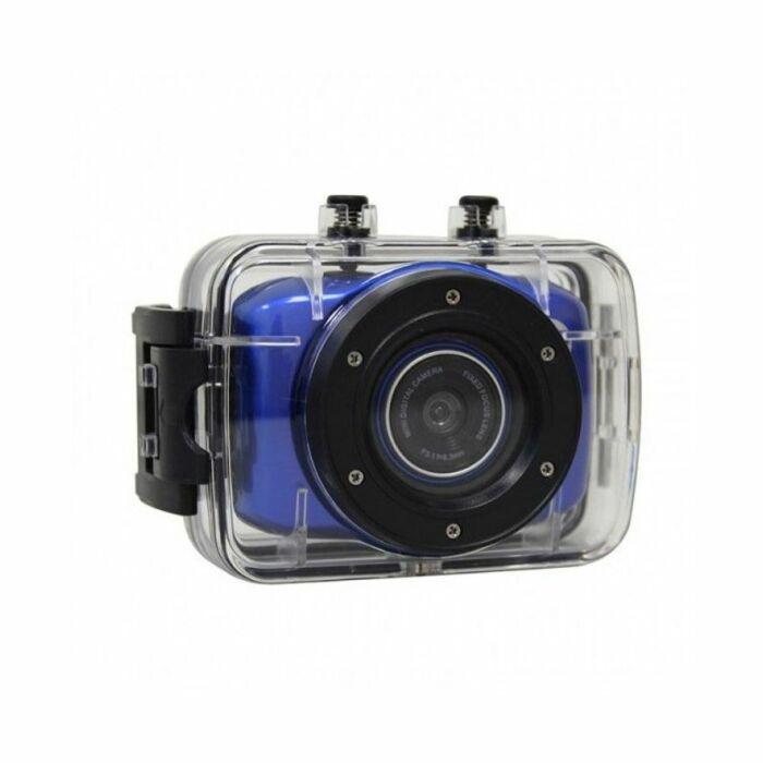 Volkano LifeCam HD Action Camera Blue