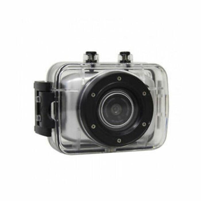 Volkano LifeCam HD Action Camera Silver