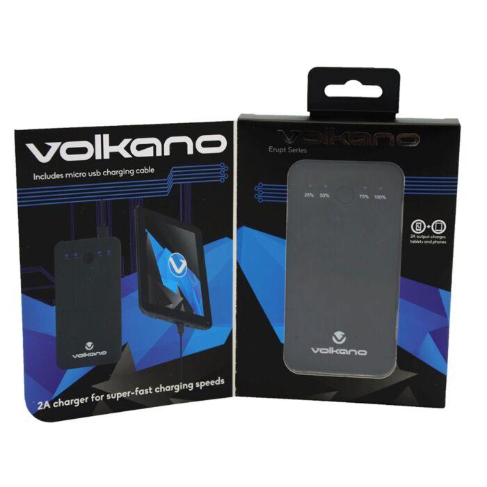 Volkano Erupt Power Bank - 4000 mAh